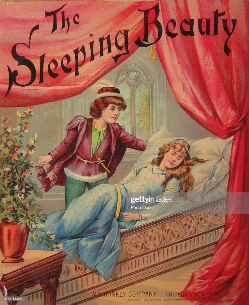 Cover Of 'The Sleeping Beauty' : Foto jornalística