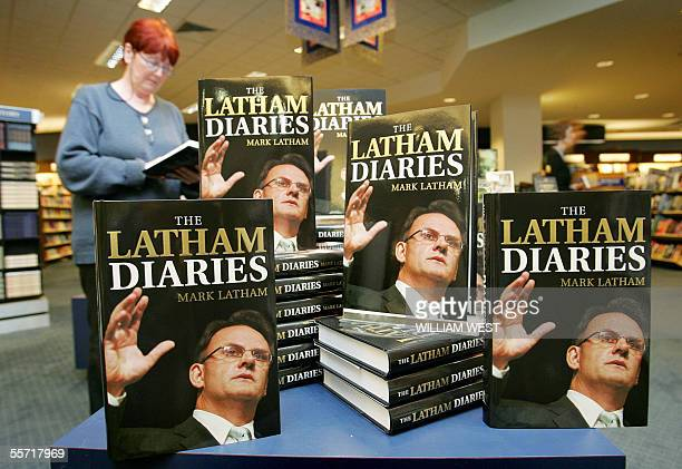 A book display of former Labor Party leader Mark Latham's diaries released two days ahead of schedule is continuing the create political upheaval as...