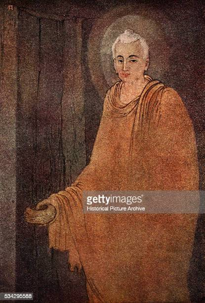 'Book illustration from ''Myths of Hindus and Buddhists'' by Ananda K Coomaraswamy and Sister Nivedita 1913 Color lithograph Located in a private...