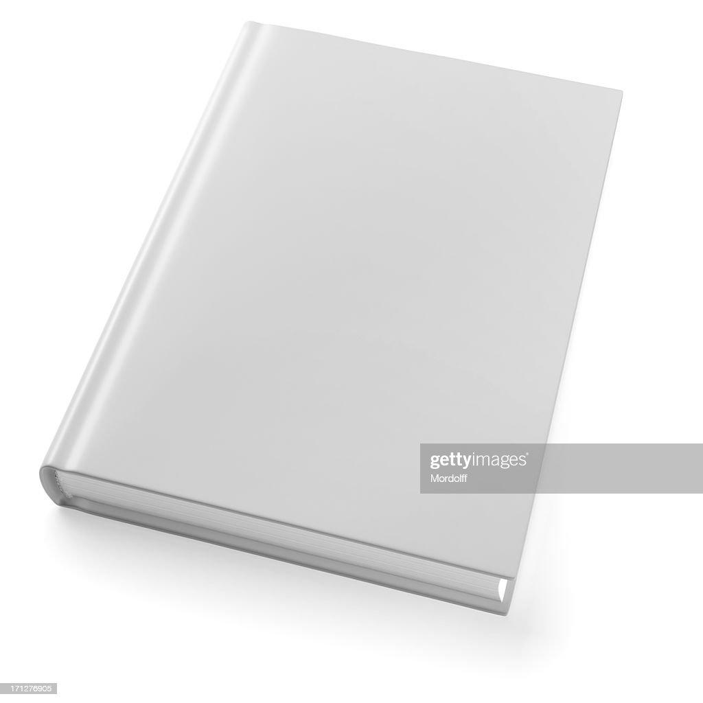 Buch, isoliert auf weiss : Stock-Foto