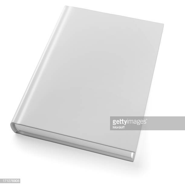 book isolated on white - blank stock pictures, royalty-free photos & images