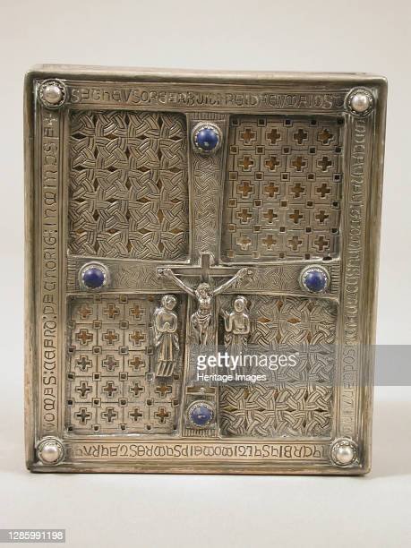 Book of Dimma Shrine, Irish, early 20th century . Artist Unknown.