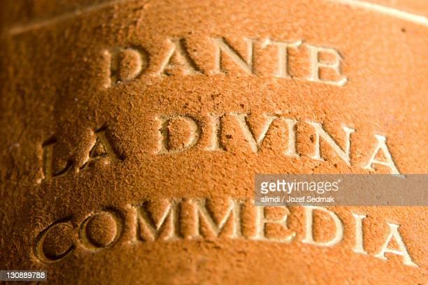 Book, The Divine Comedy by Dante Alighieri
