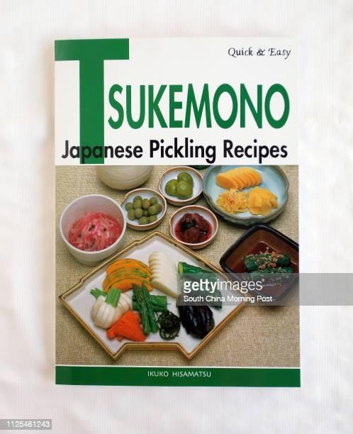 Tsukemono Japanese Pickling Recipes 28DEC12