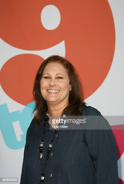 Book writer Patricia Resnick poes during the arrivals for the world premiere of of 9 to 5 The Musical at Center Theatre Group's Ahmanson Theatre on...