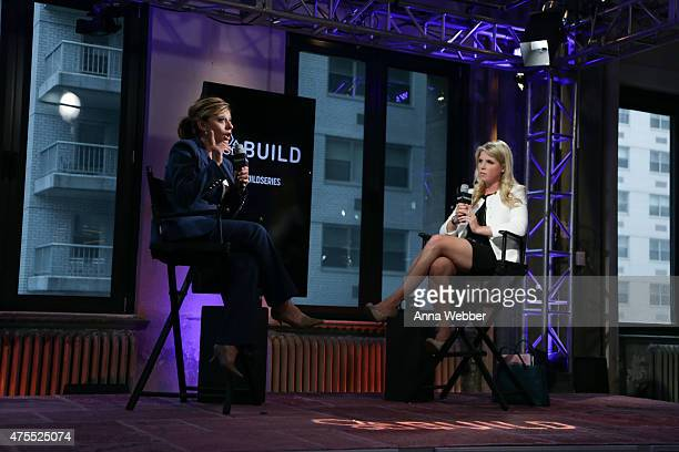 Booker for 'Opening Bell with Maria Bartiromo' at FOX Business Network Kelsey Myers interviews Maria Bartiromo during AOL BUILD Speaker Series Maria...