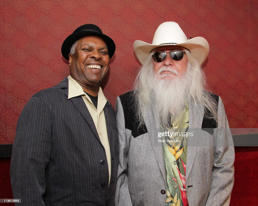 Leon Russell Performs At The El Rey Theatre