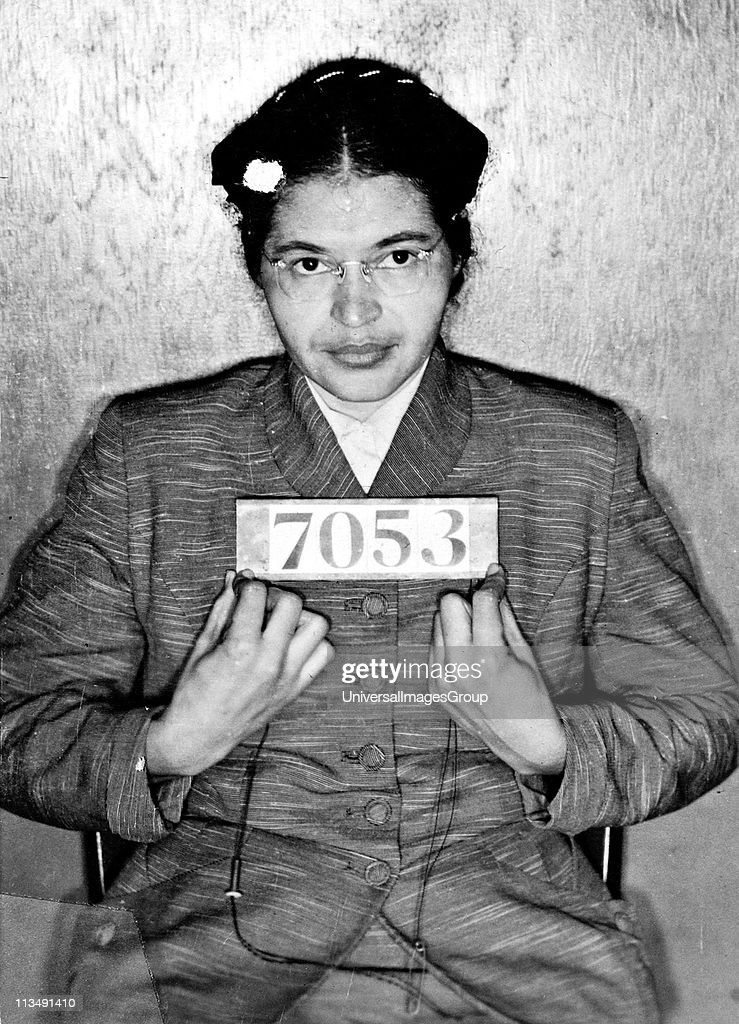 UNS: (FILE) In Profile: Rosa Parks