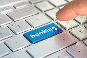 Booking tickets for transport on the Internet. hotel reservation online. flight booking, plane travel fly check, buy website e-ticket, business concept, Buy e-tickets on website.