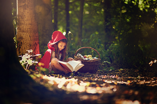 Books help to expand a child's world and imagination - gettyimageskorea