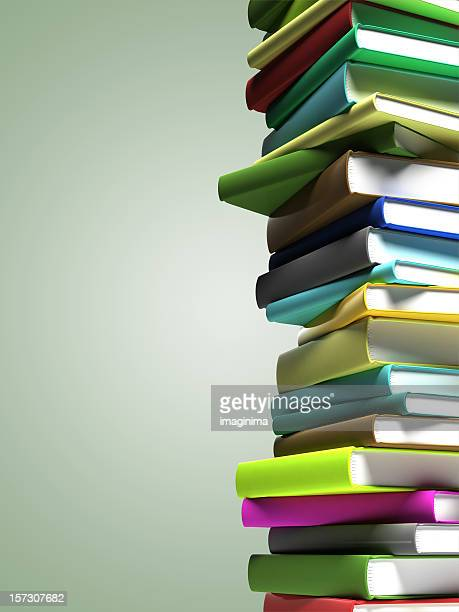 books - stack of books stock photos and pictures