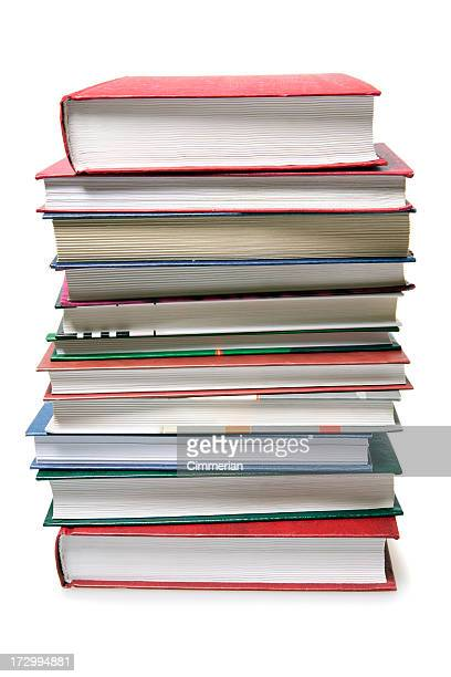books stack - textbook stock pictures, royalty-free photos & images
