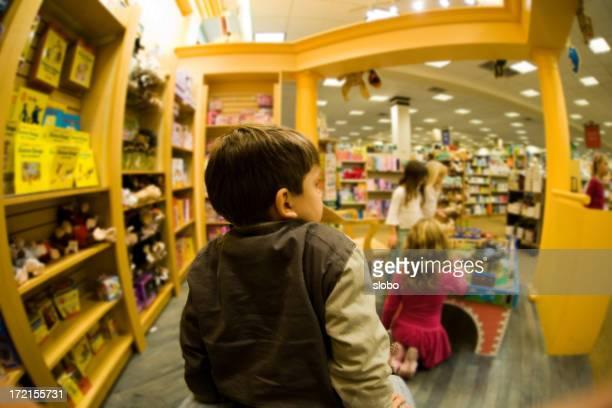 Bookstore Playground