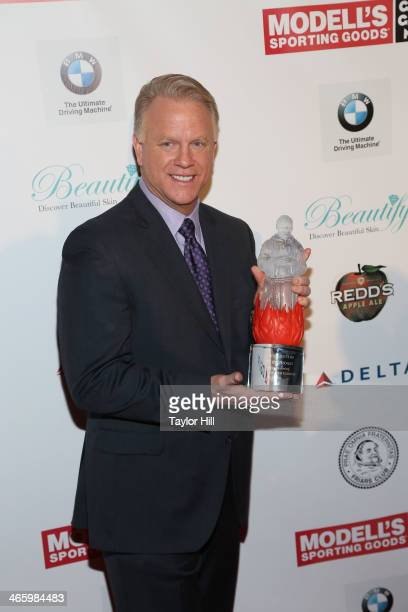 Boomer Esiason attends the Friars Club Roast honoring Boomer Esiason at The Waldorf=Astoria on January 30 2014 in New York City