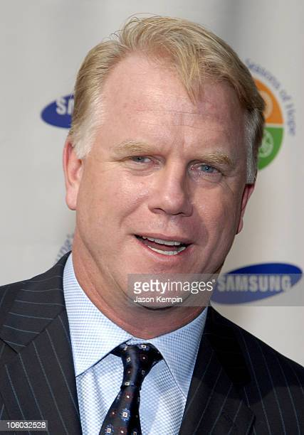 Boomer Esiason during Samsung's Four Seasons Of Hope Benefit June 22 2006 at Tavern On The Green in New York City New York United States