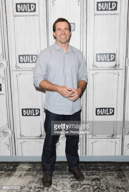 Boone Smith attends Build Series to discuss his show 'Big Cat Week' on Nat Geo WILD at Build Studio on December 11 2017 in New York City