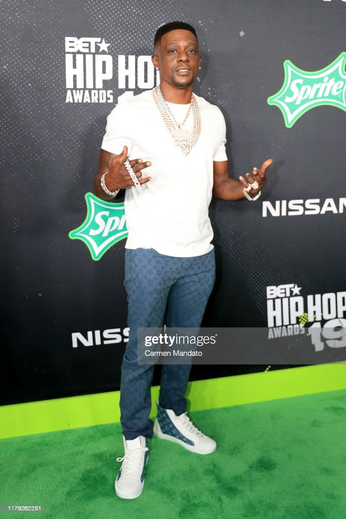 2019 BET Hip Hop Awards - Arrivals : News Photo