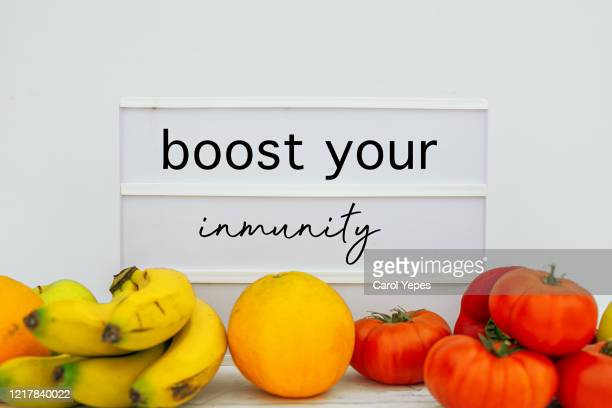 boost your inmuniy concept - immune system stock pictures, royalty-free photos & images