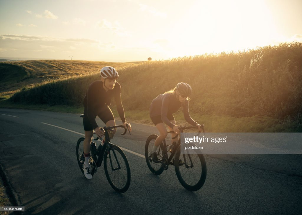 Boosting our fitness : Stock Photo