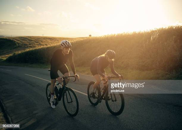 boosting our fitness - riding stock pictures, royalty-free photos & images