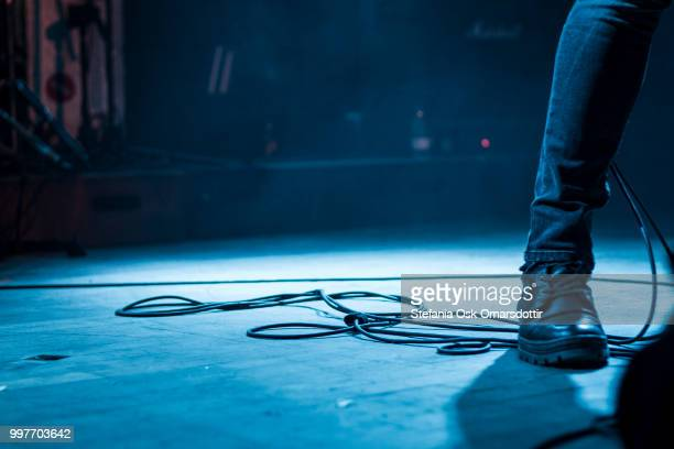 boot and cable - amplifier stock pictures, royalty-free photos & images