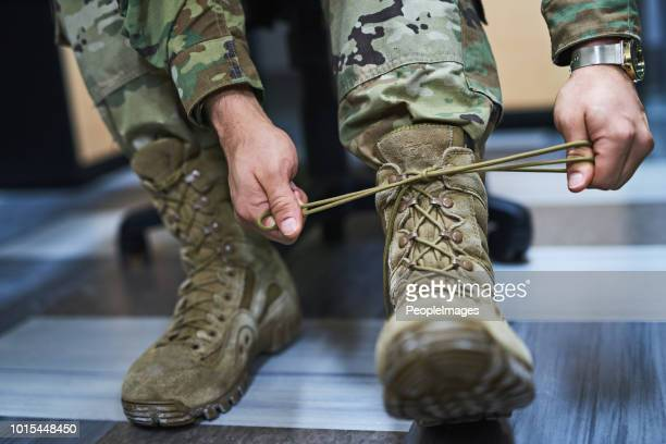 boots built for battle - marines military stock photos and pictures