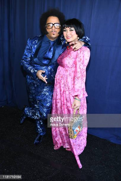 Boots Riley at the 2019 Film Independent Spirit Awards on February 23 2019 in Santa Monica California