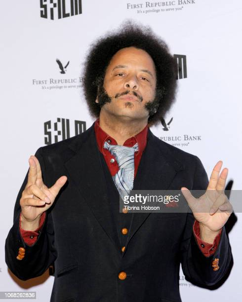 Boots Riley attends the 2018 SFFILM Awards at Palace Of Fine Arts Theater on December 3 2018 in San Francisco California