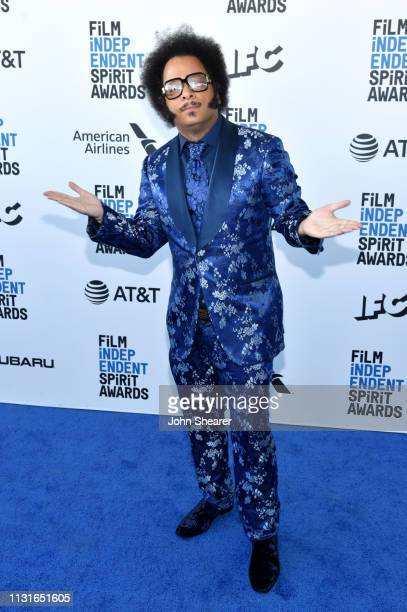 Boots Riley attends the 2019 Film Independent Spirit Awards on February 23 2019 in Santa Monica California