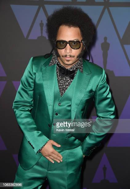 Boots Riley attends the Academy of Motion Picture Arts and Sciences' 10th annual Governors Awards at The Ray Dolby Ballroom at Hollywood Highland...