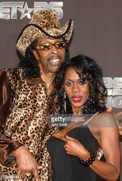 Bootsy Collins and guest at BET's 25th Anniversary premiering on Nov. 1 @ 9p.m. ET/PT