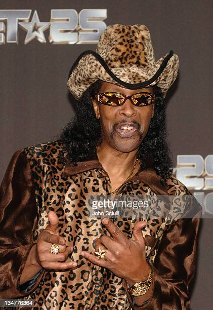 Bootsy Collins at BET's 25th Anniversary premiering on Nov. 1 @ 9p.m. ET/PT