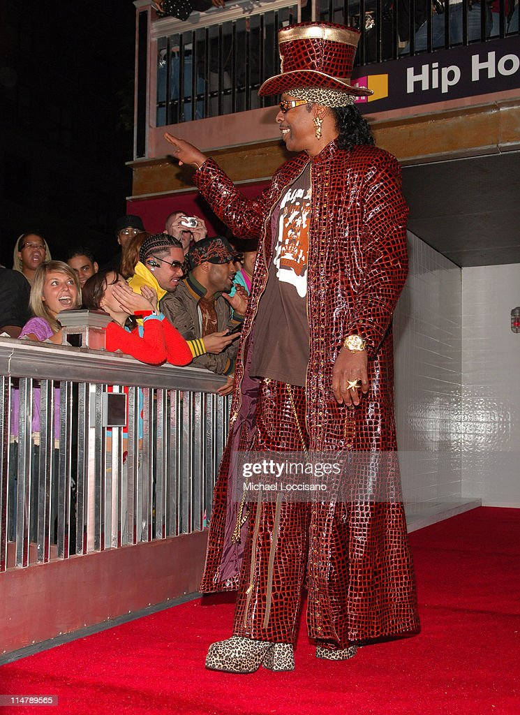 2006 VH1 Hip Hop Honors - Red Carpet