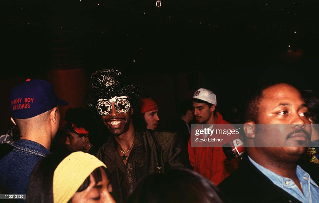 Bootsy Collins at Wetlands - 1991