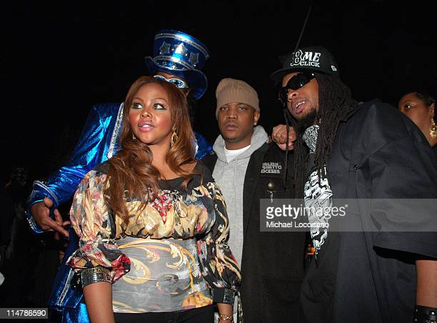 Bootsy Collins Lil Kim UGod of WuTang Clan and Lil Jon