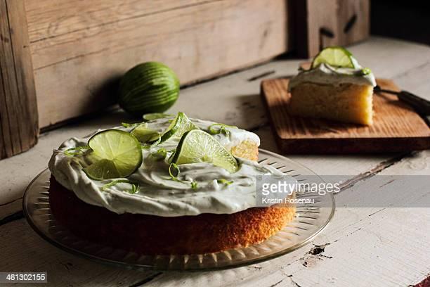 boozy margarita lime cake - fargo north dakota stock pictures, royalty-free photos & images
