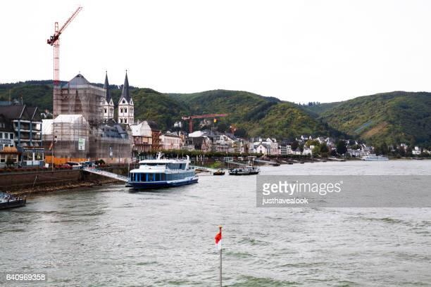 Boppard at Rhine