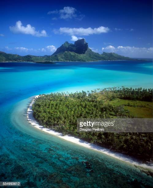 bora bora, french polynesia - french polynesia stock pictures, royalty-free photos & images