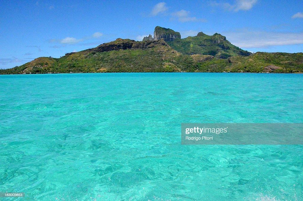 Bora Bora : Foto de stock