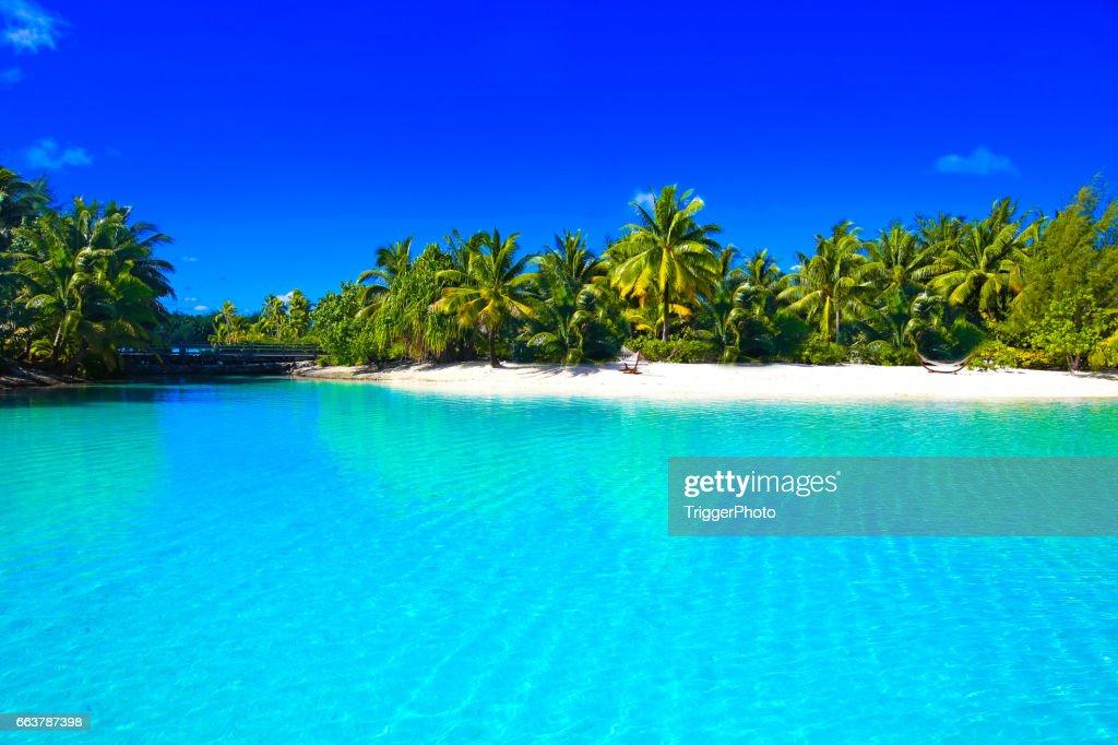 Bora Bora Tahiti : Stock Photo