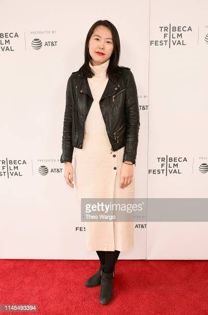 Bora Kim attends the House Of Hummingbird screening during the 2019 Tribeca Film Festival at Village East Cinema on April 27 2019 in New York City