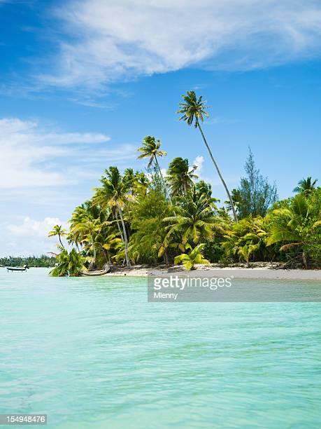 bora-bora pacífico sul idílico ilha tropical de férias de verão - bora bora imagens e fotografias de stock