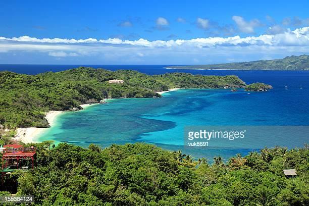 Boracay island panorama