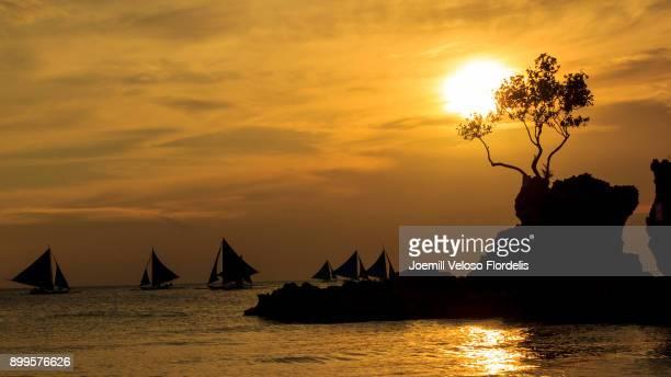 Boracay Island Sunset (Malay, Aklan, Philippines)