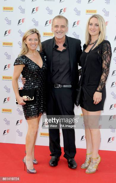 Bordan Tkachuk arriving at the F1 Party in aid of Great Ormond Street Hospital Children's charity at Old Billingsgate London PRESS ASSOCIATION Photo...