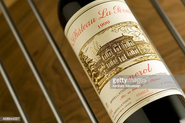 Bordeaux Flasche Pomerol von 1999