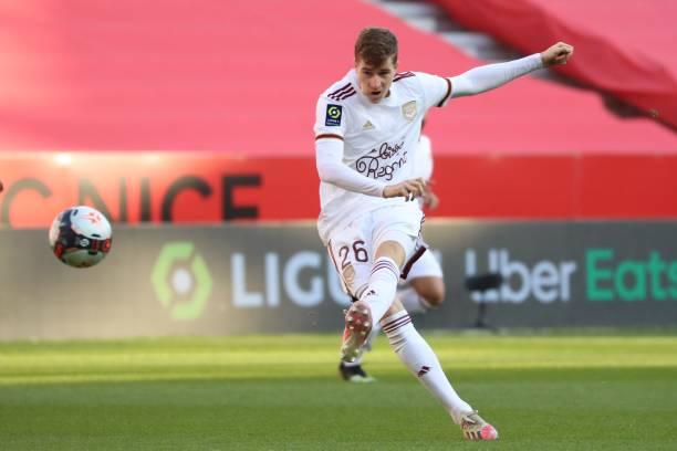 FRA: OGC Nice v Girondins Bordeaux - Ligue 1