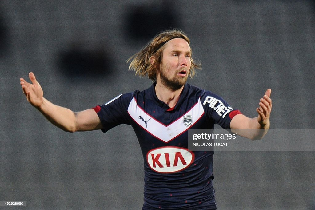 FC Girondins de Bordeaux v EA Guingamp - Ligue 1
