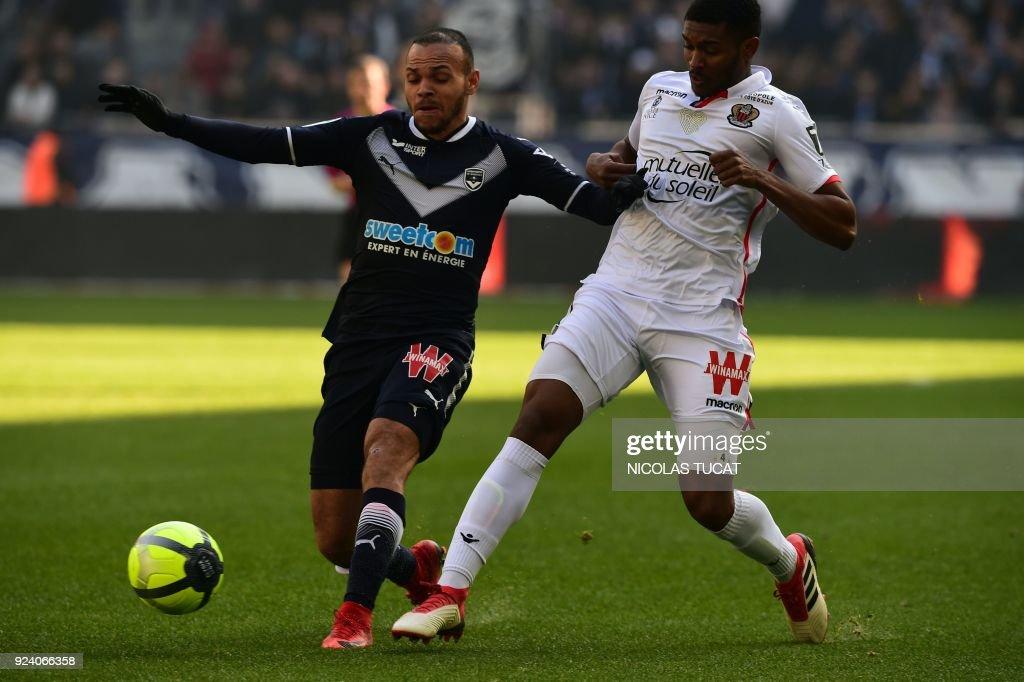 FC Girondins de Bordeaux v OGC Nice - Ligue 1
