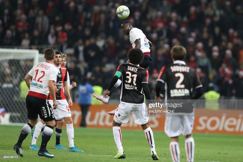 OGC Nice v FC Girondins de Bordeaux - Ligue 1